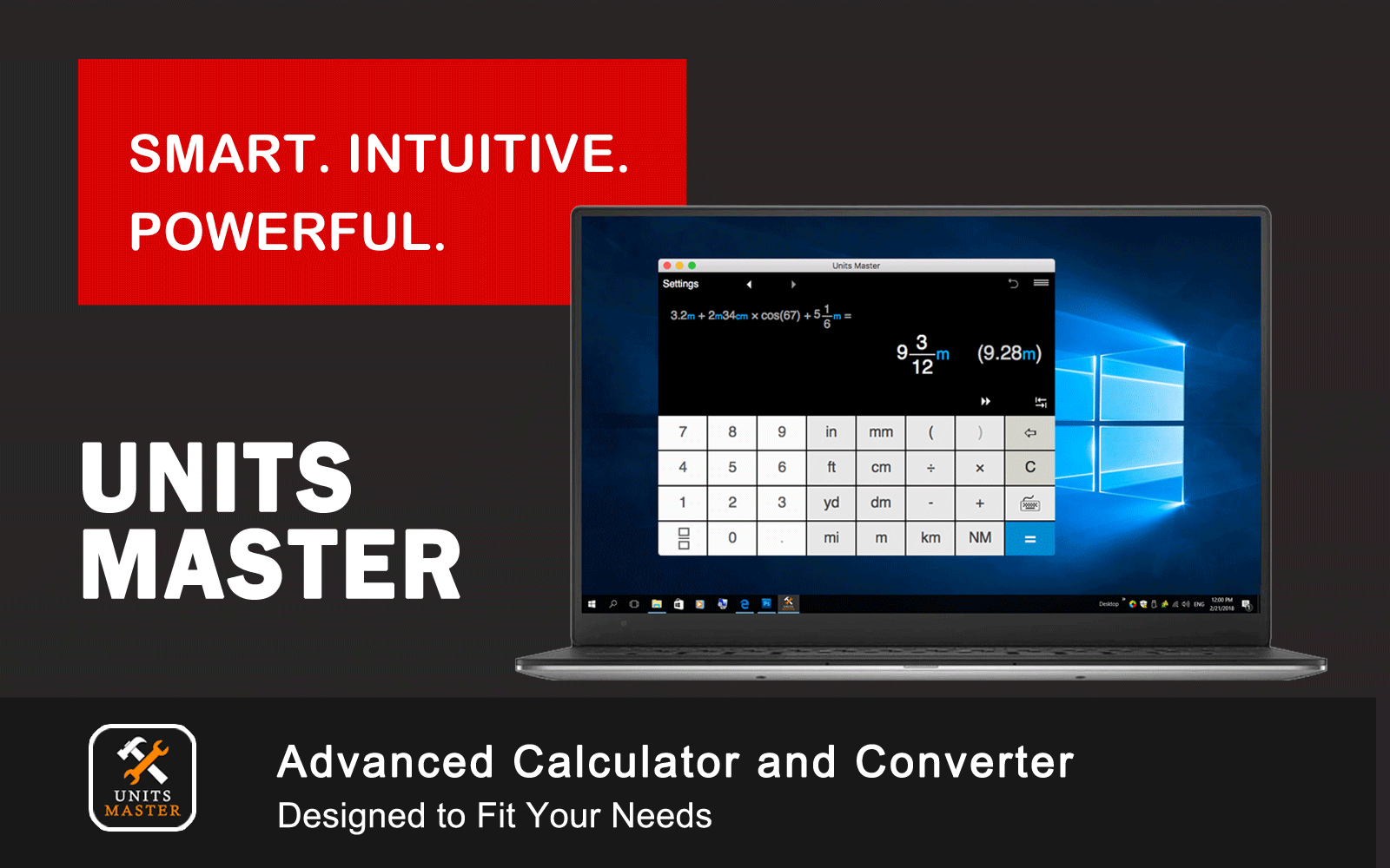 Professional Unit Calculator and Converter